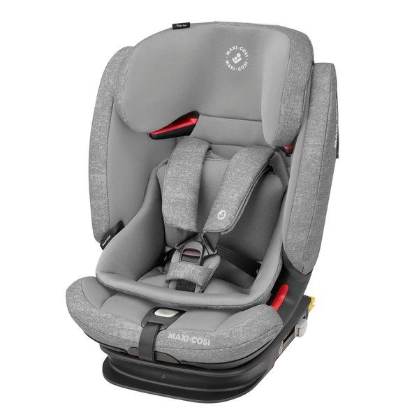 Maxi Cosi Titan Pro Nomad Grey Bērnu autokrēsls 9-36 kg
