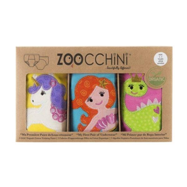 Zoocchini Ocean friends Girl Pārejas biksītes 3-4