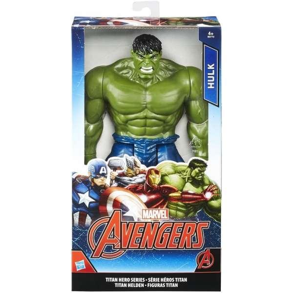 Avengers Titan Hero figūra Hulk 30cm B5772