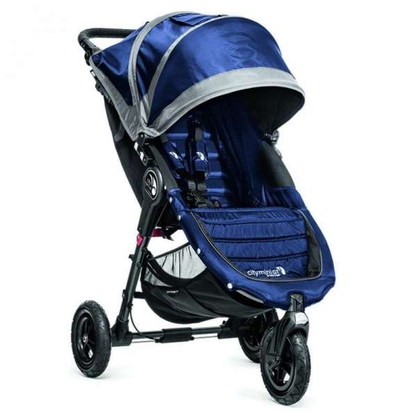 Baby Jogger City mini GT Cobalt/Gray Bērnu sporta rati