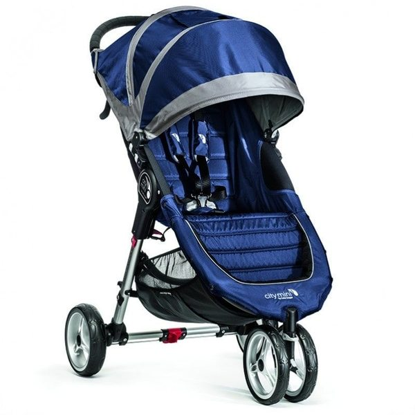 Baby Jogger City mini Cobalt / Gray Bērnu rati