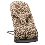 BabyBjorn Bouncer Bliss Leopard cotton Bērnu šūpuļkrēsls, 006075
