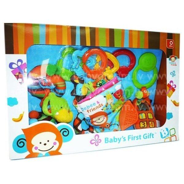BKids Pirmais dāvanu komplekts Baby's First Gift Set, 004298
