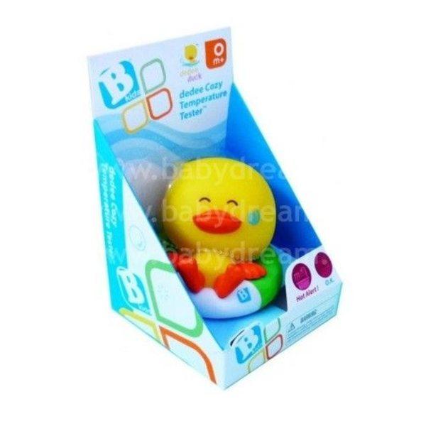 BKids Termometrs-rotaļlieta Pīle 0+, 004493