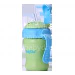 BabyOno Krūze ar salmiņu 220 ml, 1036