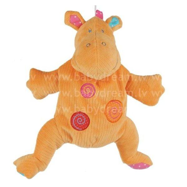 BabyOno Rotaļlieta ar kabatiņu Dino, 1196
