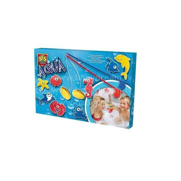 """SES Aqua Fun Vannas spēle """"Makšķerēšana"""", 13025"""