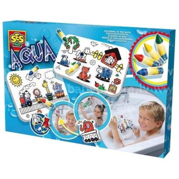 SES Aqua Fun Ūdens zīmēšana, 13061
