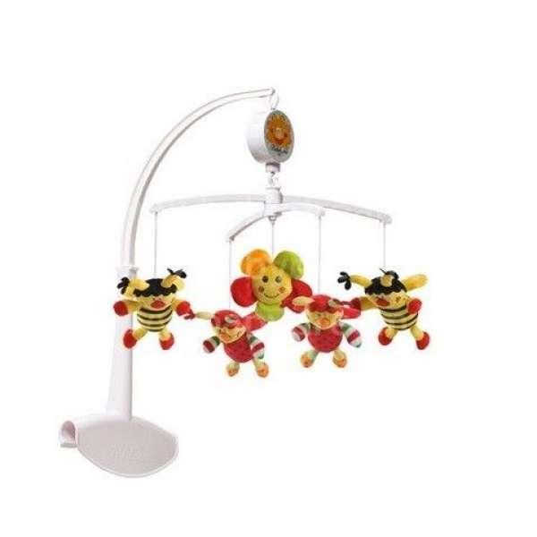 """BabyOno Muzikālais karuselis gultiņai """"Bitītes un bizmārītes"""", 1320"""