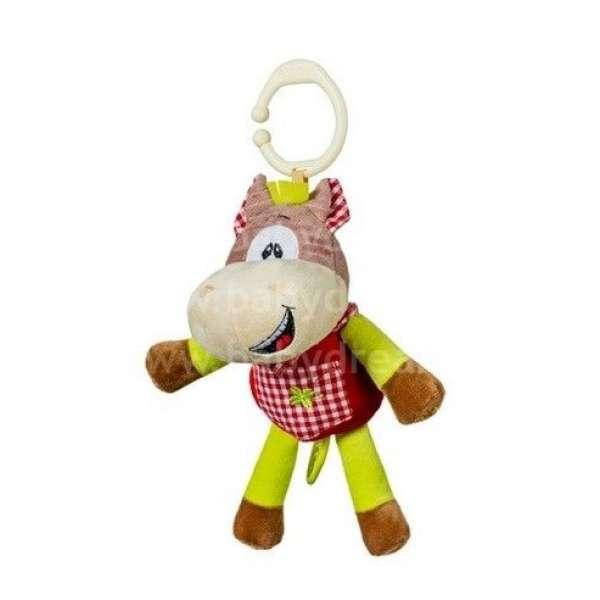 """BabyOno Muzikālā rotaļlieta """"Zirgs"""", 1348"""