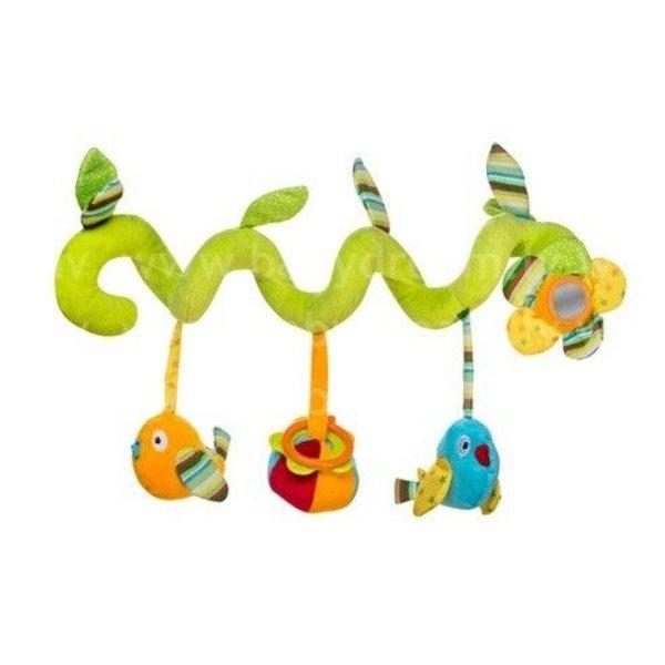 """BabyOno Rotaļlieta ratiem, gultai """"Putni"""", 1395"""