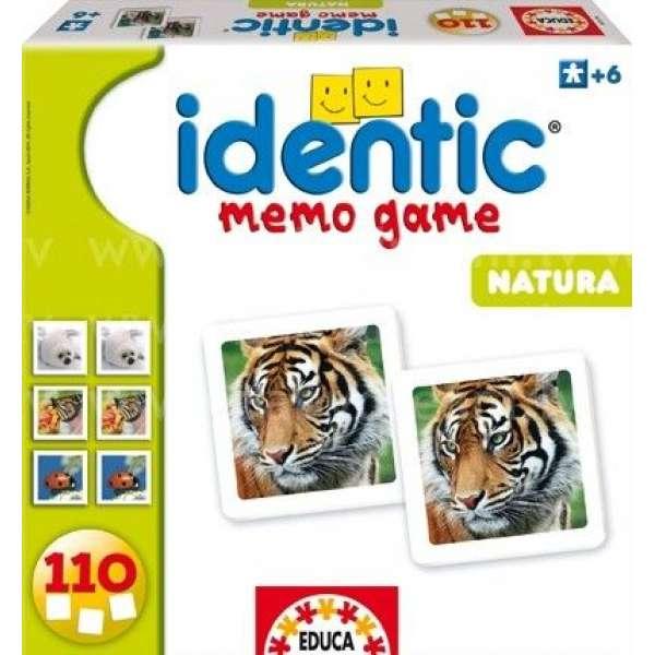 Educa Memo Game Natura, ED14783