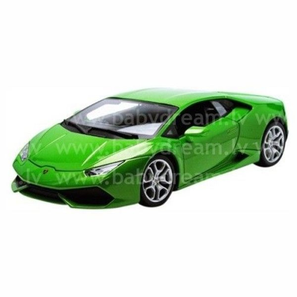 Bburago Automašīna 1:18 Lamborghini Huracan LP 640-4, 18-11038 green