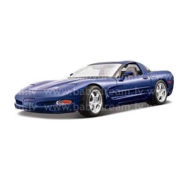 Bburago Automašīna 1:18 Chevrolet Corvette, 18-12038