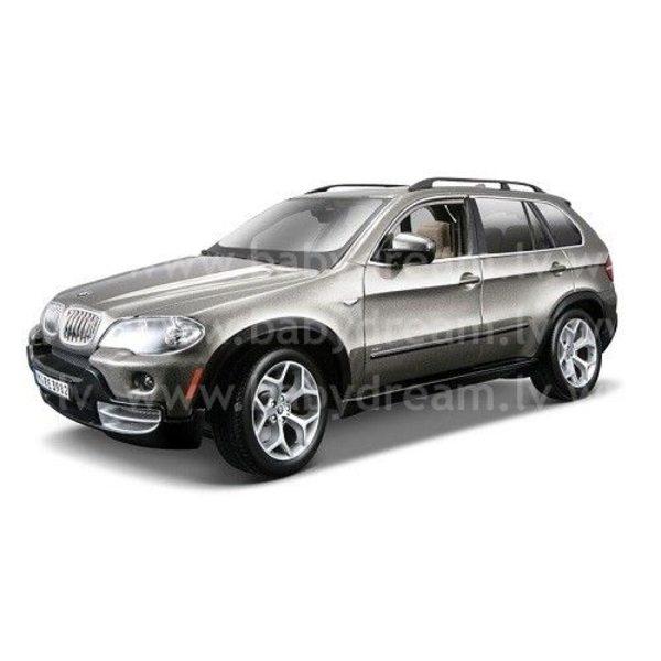 Bburago Automašīna 1:18 BMW X5, 18-12076