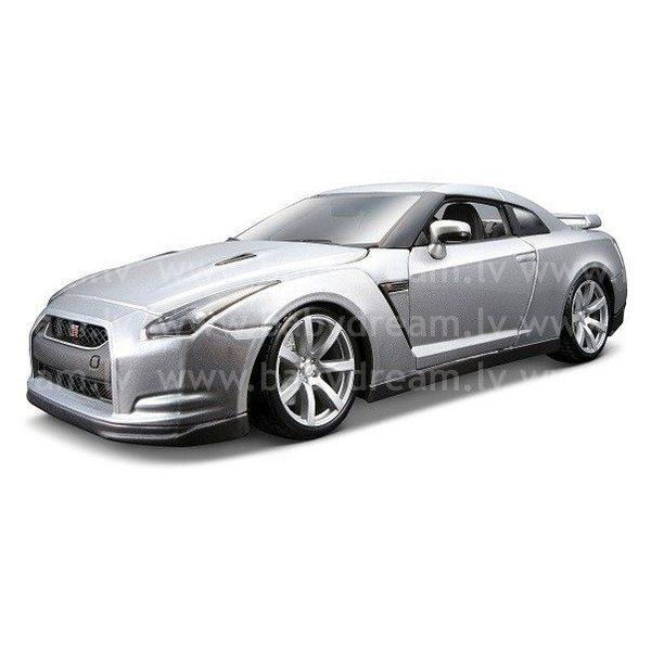 Bburago Automašīna 1:18 Nissan GT-R, 18-12079