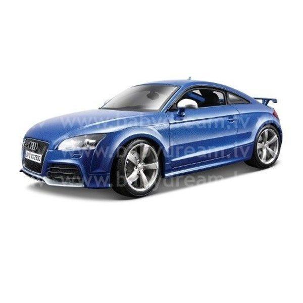 Bburago Automašīna - konstruktors 1:18 Audi TT RS, 18-15052