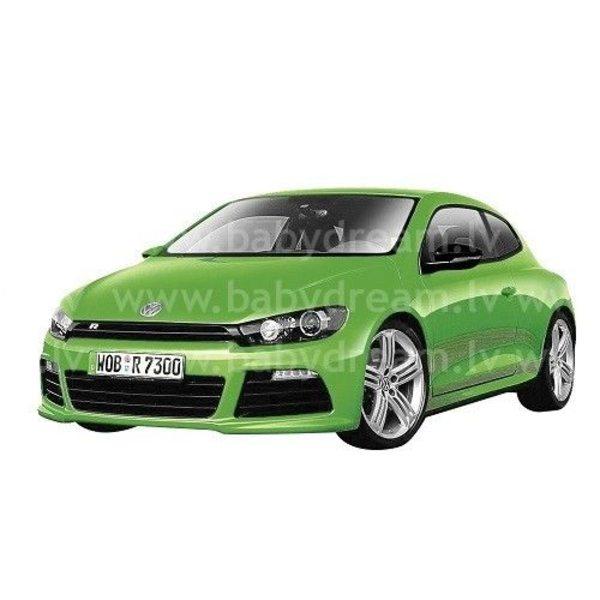 Bburago Automašīna 1:24 VW Scirocco, 18-21060 Met.green