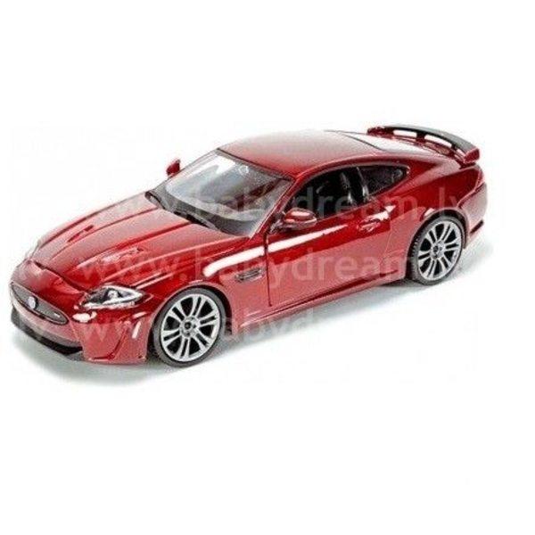 Bburago Automašīna 1:24 Jaguar XKR-S, 18-21063