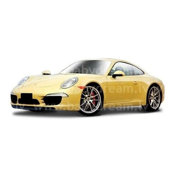 Bburago Automašīna 1:24 Porsche 911 Carrera S, 18-21065