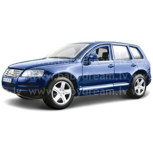 Bburago Automašīna 1:24 VW Touareg, 18-22015 Met.blue