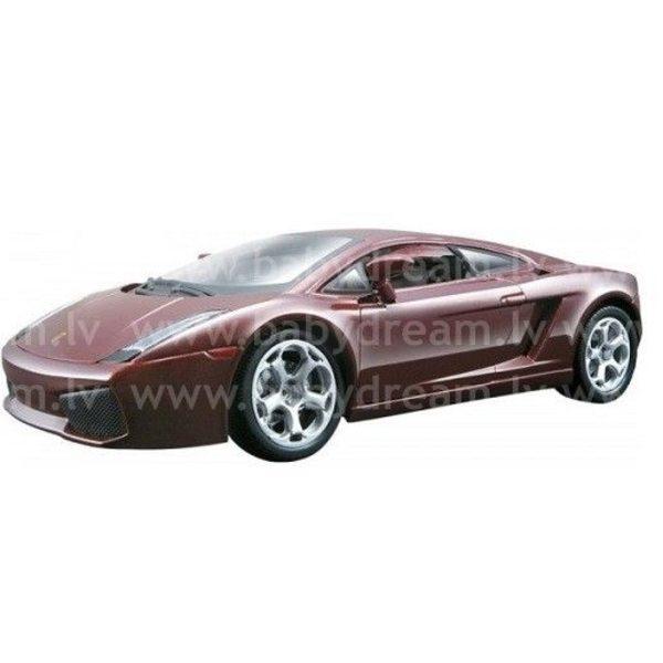 Bburago Automašīna 1:24 Lamborghini Gallardo, 18-22051 Bordo