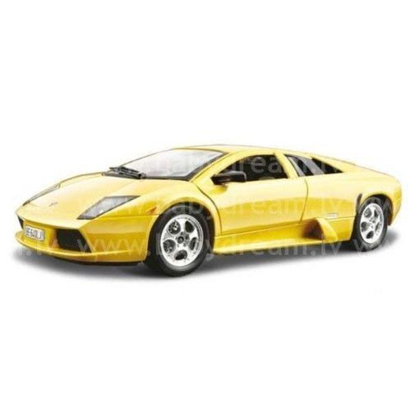 Bburago Automašīna 1:24 Lamborghini Murcielago, 18-22054 Yellow