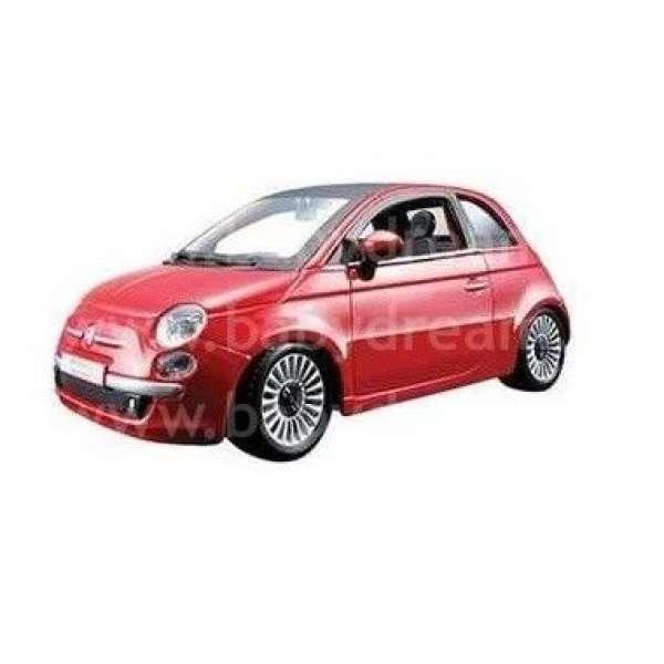 Bburago Automašīna 1:24 Collezione Fiat 501, 18-22106 Red