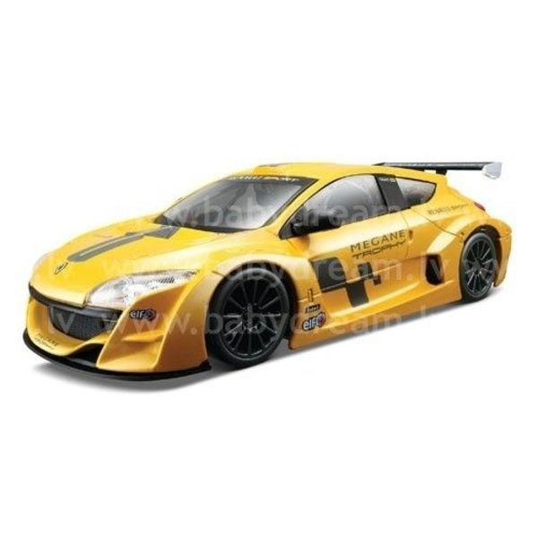 Bburago Automašīna 1:24 Renault Megane, 18-22115