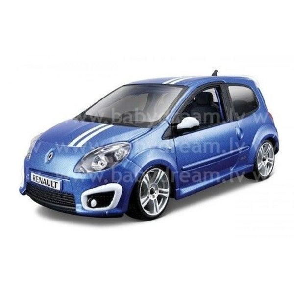Bburago Automašīna 1:24 Renault, 18-22119 Twingo, 18-22119