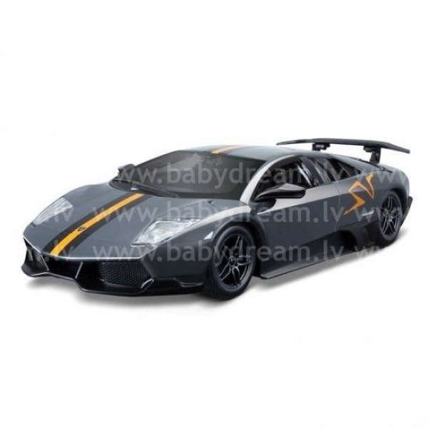 Bburago Automašīna 1:24 Collezione Murcielago LP 670-4 SV China Limited Edition, 18-22120