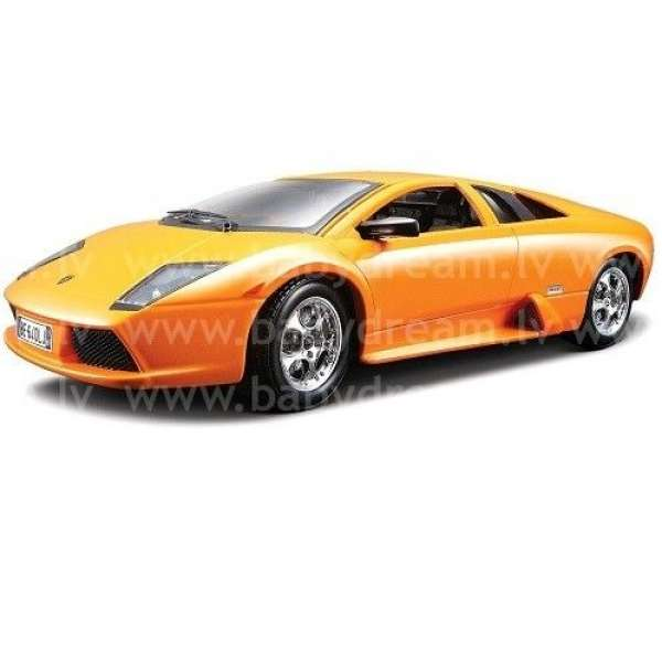Bburago Automašīna - konstruktors 1:24 Lamborghini Murcielago 2001, 18-25018