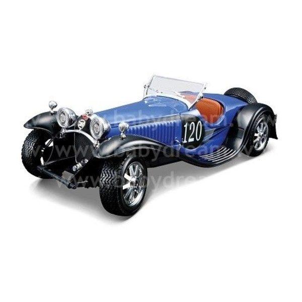 Bburago Automašīna - konstruktors 1:24 Bugatti T.55, 18-25035