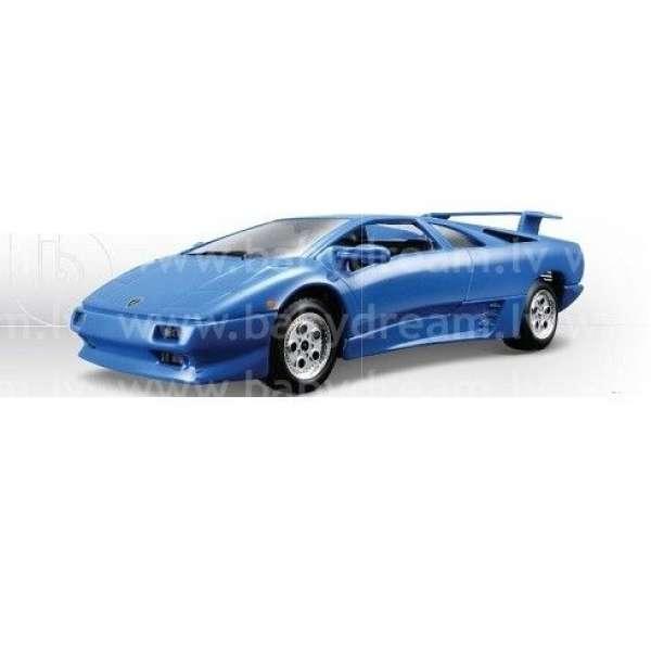 Bburago Automašīna - konstruktors 1:24 Lamborghini Diablo 1990, 18-25039