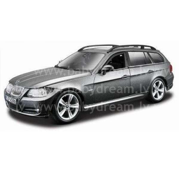 Bburago Automašīna - konstruktors 1:24 BMW 3 Series Touring, 18-25095