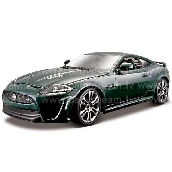 Bburago Automašīna - konstruktors 1:24 Jaguar XKR-S, 18-25118
