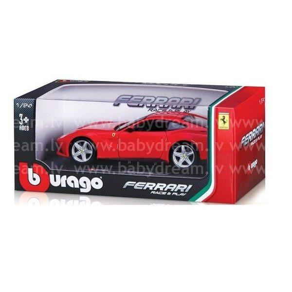 Bburago Automašīna 1:24 Ferrari Race&Play, 18-26000