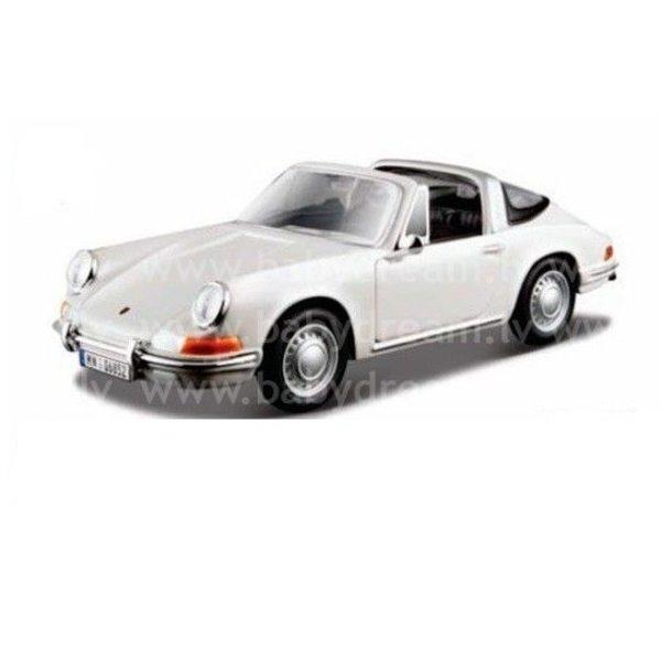 Bburago Automašīna 1:32 Porsche 911, 18-43214 White