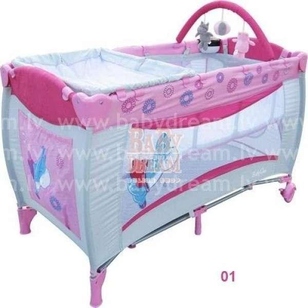 BabyOno Ceļojumu gultiņa, 285