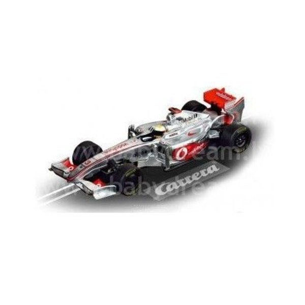 Carrera Go Trase Sacīkšu mašīna Vodafone McLaren Mercedes 2011 No 3, 20061238