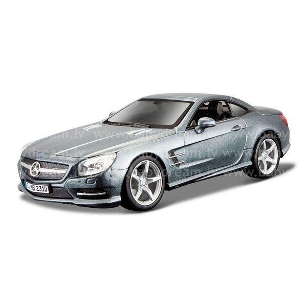 Bburago Automašīna 1:24 Mercedes Benz SL500, 18-21067