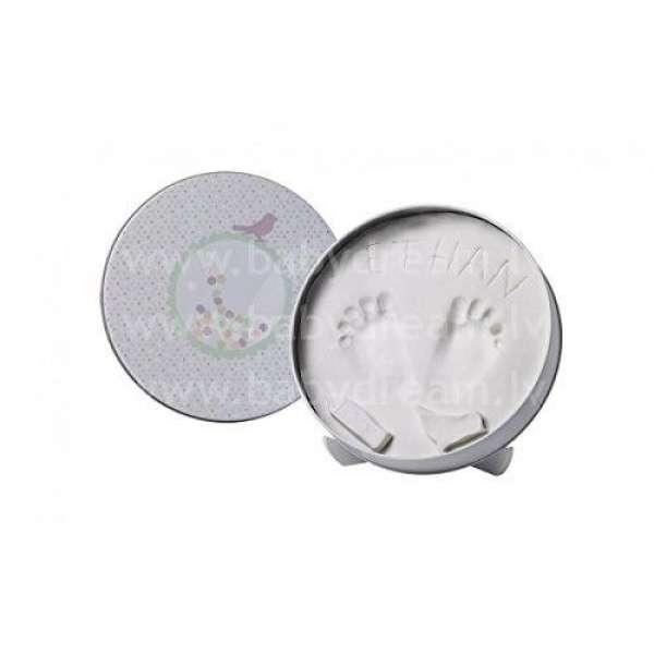 Baby Art Magic Box Confetti Komplekts mazuļa pēdiņu/rociņu nospieduma izveidošanai, 34120145