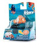 Bandai Finding Dory - Meklējot Doriju, Kustīga figūra Nemo 5-8 cm, 36400_Nemo