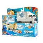 Bandai Finding Dory - Meklējot Doriju, Swigglefish Hank Truck Playset, 36455