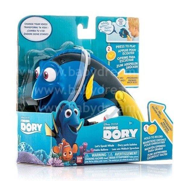 Bandai Finding Dory - Meklējot Doriju, Runājoša figūra Dory, 36470