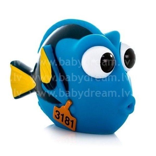 Bandai Finding Dory - Meklējot Doriju, Vannas rotaļlieta spļāvējs Dory, 36565_Dory