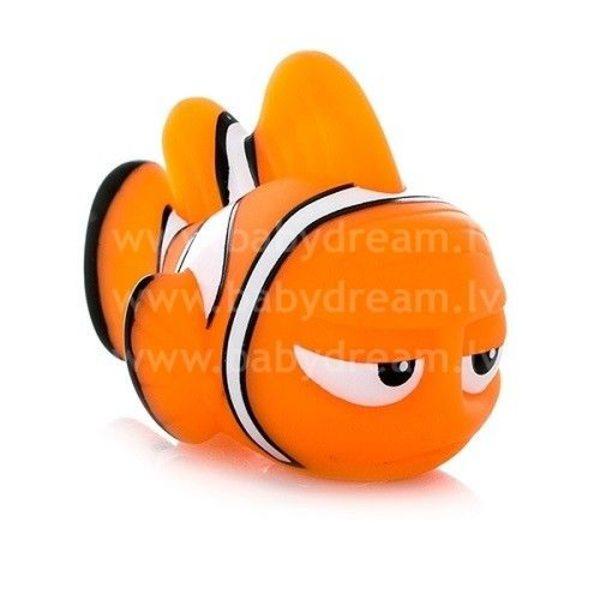 Bandai Finding Dory - Meklējot Doriju, Vannas rotaļlieta spļāvējs Nemo, 36565_Nemo