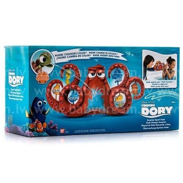 Bandai Finding Dory - Meklējot Doriju, Vannas rotaļlieta Hank, 36600
