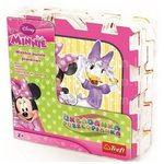 Trefl Puzzle Grīdas (paklājs) Minnie Mouse, 60297