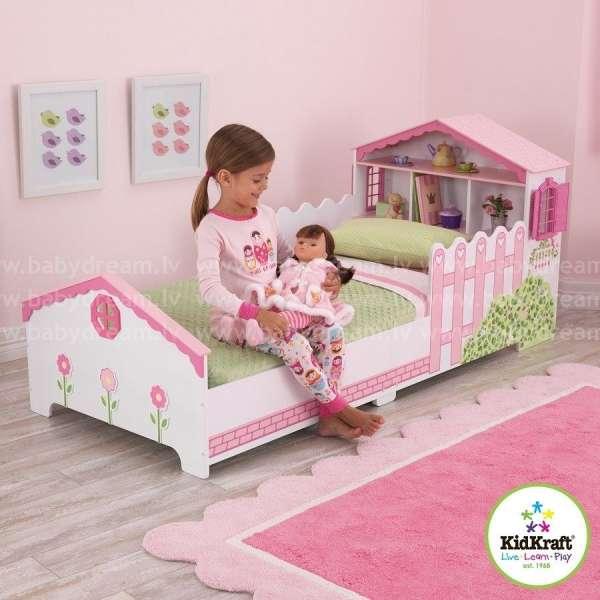 Kidkraft Dollhouse toddler bed - Bērnu gulta, 76255